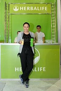 Компания Herbalife стала официальным партнером по питанию фестиваля MIOFF – Fitness Russia 2013