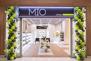 В Москве состоялось открытие нового флагманского магазина женской обуви Mio