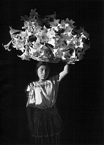 Впервые в России пройдет выставка знаменитого фотографа Флор Гардуньо