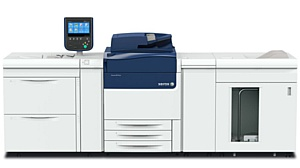 Xerox Versant 80 Press и Xerox D110 были установлены в типографии «Полизет»