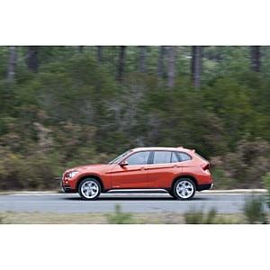 Премьера нового BMW X1 в «Независимость»