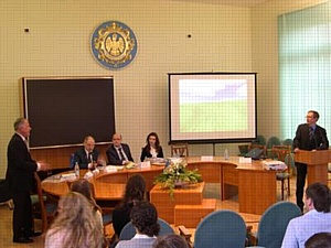 Научную конференцию в Санкт-Петербурге посетил доцент ЮУрГУ