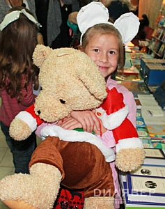 Компания «Дилявер» на Всероссийском фестивале детской книги