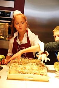 Кулинарный праздник для детей-сирот состоялся