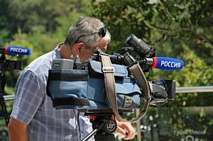 Телеканал «Россия» в гостях у «Жемчужины»