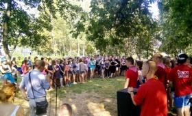 Курскэнерго продолжает кампанию по электробезопасности в летних оздоровительных лагерях