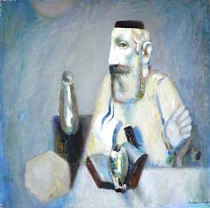 Выставка «Блуждающие звезды. Сны Иосифа Островского» с 18 октября по 28 октября 2013г. в ЦДХ