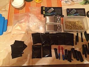 Полицией Зеленограда задержаны подозреваемые в распространении наркотических средств