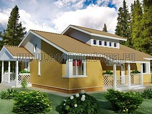 Компания «ЭкономДома» обновляет каталог каркасных домов
