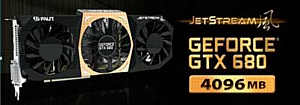 Palit ������������ GeForce GTX 680 Jetstream � 4 �� ������