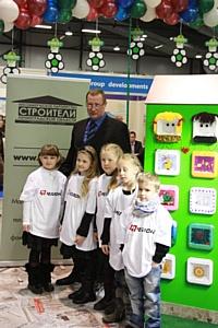 Открылся первый в России СВЕТО-ART-ПРОЕКТ «Новое качество света»
