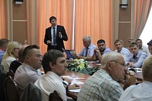 Теплант принял участие в совещании с представителями Башнефти