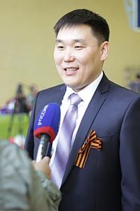 В Калмыкии состоялось юниорское Первенство России по боксу.