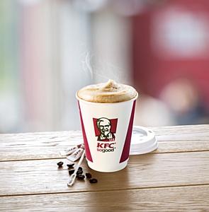 Новый кофейный вкус сезона в KFC!