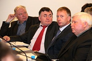 1 апреля Михаил Воловик принял участие в заседании Совета НОСТРОЙ