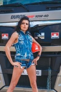 Лицом бренда Petro-Canada впервые стала девушка