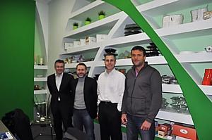 ГК «Оптиком» с официальным визитом посетили представители Guillin Emballages