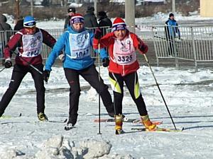 Представительница МРСК Центра стала победительницей соревнований  «Лыжня России-2014» в Брянске