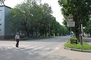 ОНФ в Еврейской автономии продолжает мониторинг обустройства пешеходных переходов вблизи школ