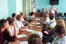 Специалисты Курскэнерго провели семинар по электробезопасности для учителей ОБЖ