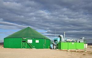 «Зорг Биогаз Украина» построил биогазовую станцию в Турции