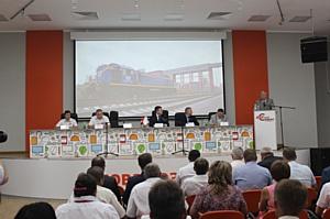 Совещание с руководством Юго-Восточной железной дороги
