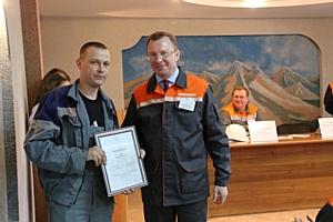 Президент Холдинга «Евроцемент груп» высоко оценил итоги ремонтной кампании ОАО «Мордовцемент»