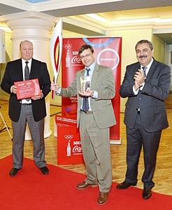 Coca-Cola Hellenic в 5-й раз наградила своих лучших поставщиков