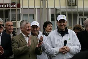 В Сочи запустили международную экологическую акцию «Лес Победы»