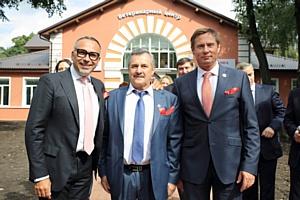 «Нестле Пурина» и Московская ветеринарная академия открыли первый в России Инновационный центр