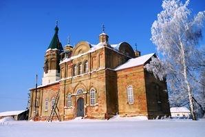 Липецкие энергетики участвуют в возрождении православной святыни
