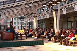 Эксперты SRG на II Всероссийском Оценочном Форуме «Двадцатилетие оценки: рубеж для выбора пути»