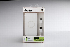 Заряжайте цифровые устройства без проводов с помощью Huntkey Wireless Charger