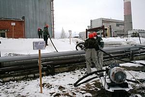 Энергетики Йошкар-Олинской ТЭЦ-2 Т Плюс подтвердили готовность к грамотным действиям в условиях ЧС