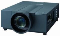 Расширяние линейки больших ярких проекторов Panasonic новой моделью PT-EX12K