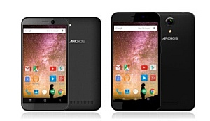Archos привезет на выставку CES новые смартфоны Cobalt и Power