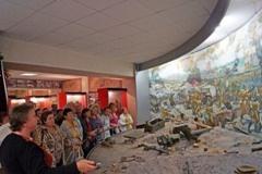 Ветераны Курскэнерго посетили новый мемориальный комплекс  на северном фасе Курской дуги
