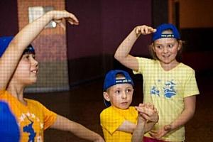 Игра «Зарница», для детей из «Дербышкинского детского дома-интерната».