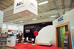 ����� ������ AGC Glass Russia �� �������� ���������������λ