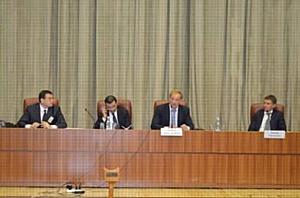Ассоциация «Единство» приняла участие в учредительном съезде Национального объединения застройщиков