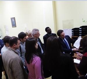 """Семинар """"Точные шаги построения системного бизнеса"""" Е. Фролова, владельца Visotsky Consulting Moscow"""
