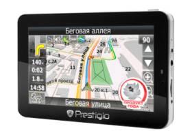 Prestigio – лидер российского рынка GPS-навигации