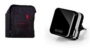 Компания ACME представила линейку мобильной периферии для зимних путешественников