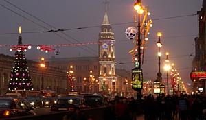 Что посмотреть и где остановиться в Петербурге