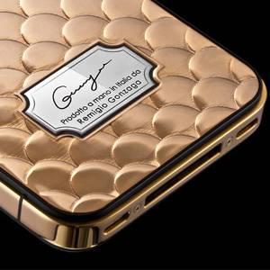 CAVIAR начал продажи золотых iPhone в России