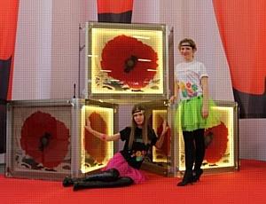 Участие «Азбука цвета» в выставке «МАК 2012»