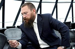 22 января в 18:30 в Московском Доме книги состоится встреча с Германом Стерлиговым