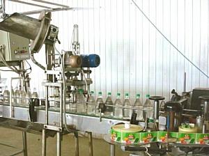 Запуск новой производственной линии на заводе «Русское поле – Албаши».