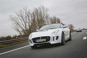 Jaguar F-type: новый герой