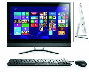 Lenovo представляет новые ПК для домашнего использования с великолепным дизайном и возможностями
